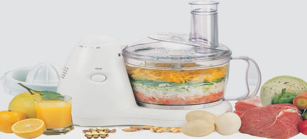 Find your top rated food processor or blender