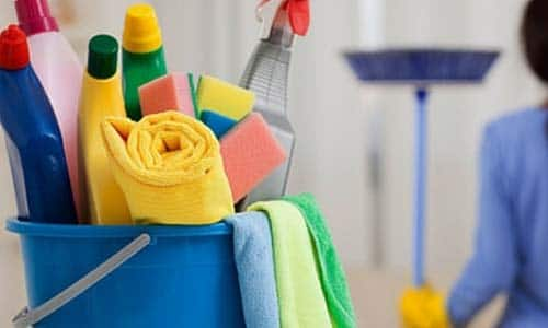 Cut Your Home Cleaning Time in Half