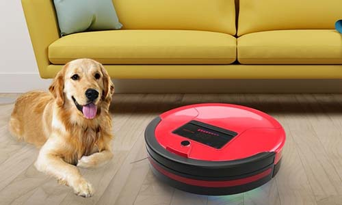 The bObsweep PetHair Robotic Cleaner
